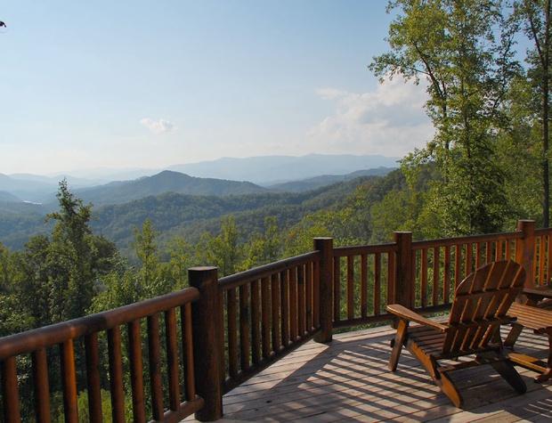 main deck view