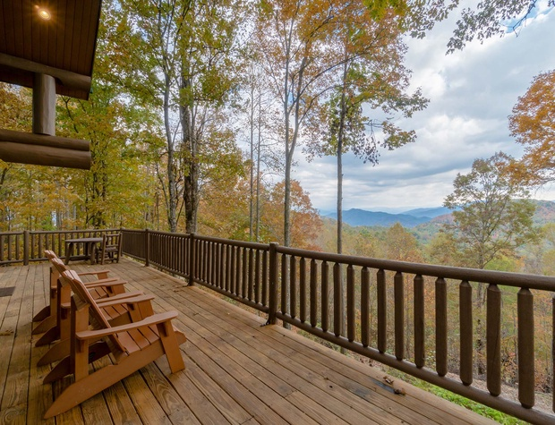 deck view Fall 2018