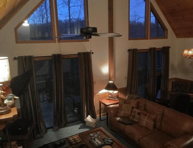Buckhorn Living Room