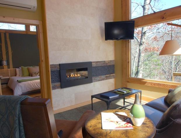 Fireplace Loft 2