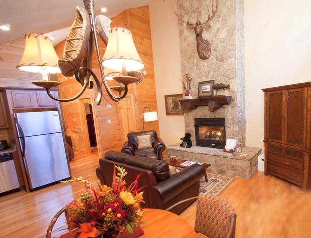Treehouse C Living Room