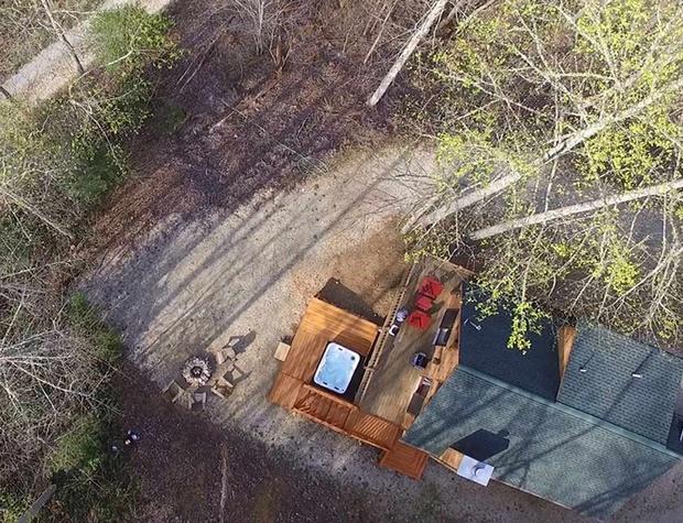 Buckhorn Aerial