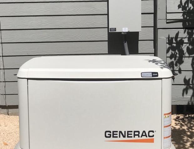 Home generator