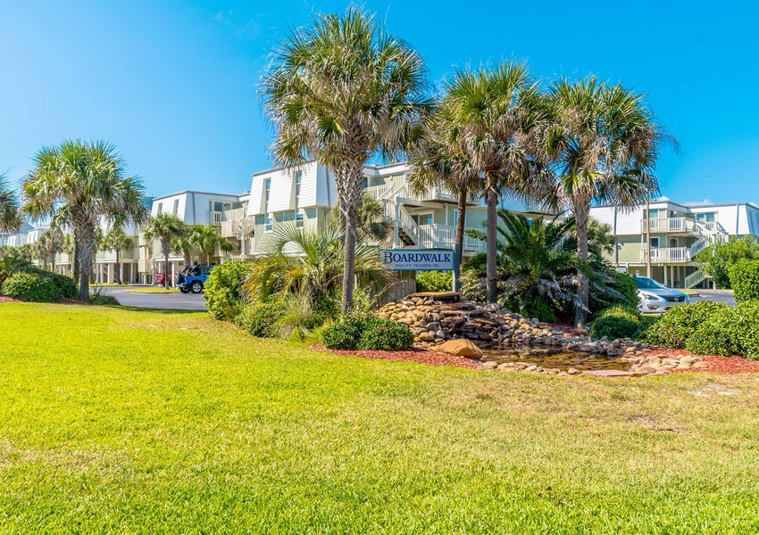 Boardwalk Townhomes 12b Southern Vacation Rentals
