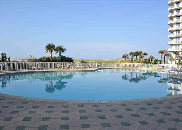 Beach Colony Resort Perdido Key Pet Friendly