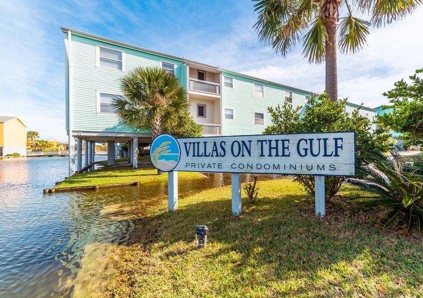 Villas On The Gulf H4 Southern Vacation Rentals