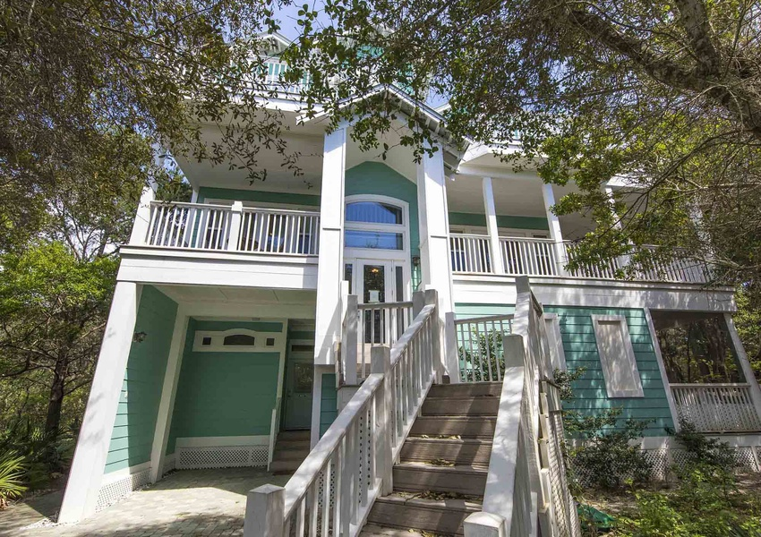 Bishop House ~ Scenic 30A Vacation Rental by Southern