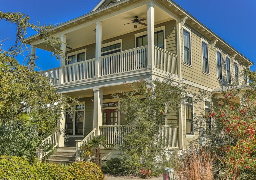 Belle of Grayton Vacation Rental Home in 30A by Southern