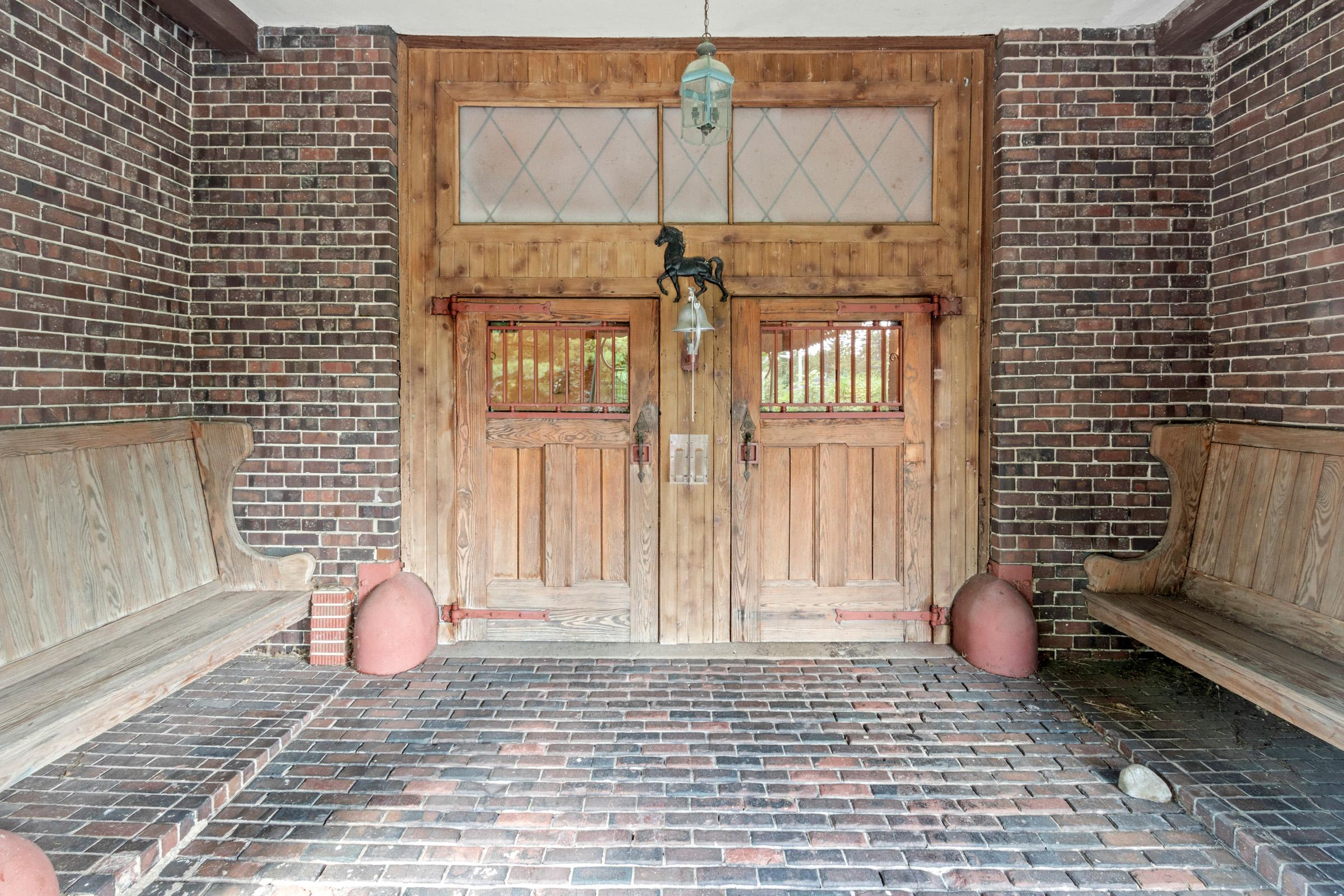 Hayloft Exterior Doors