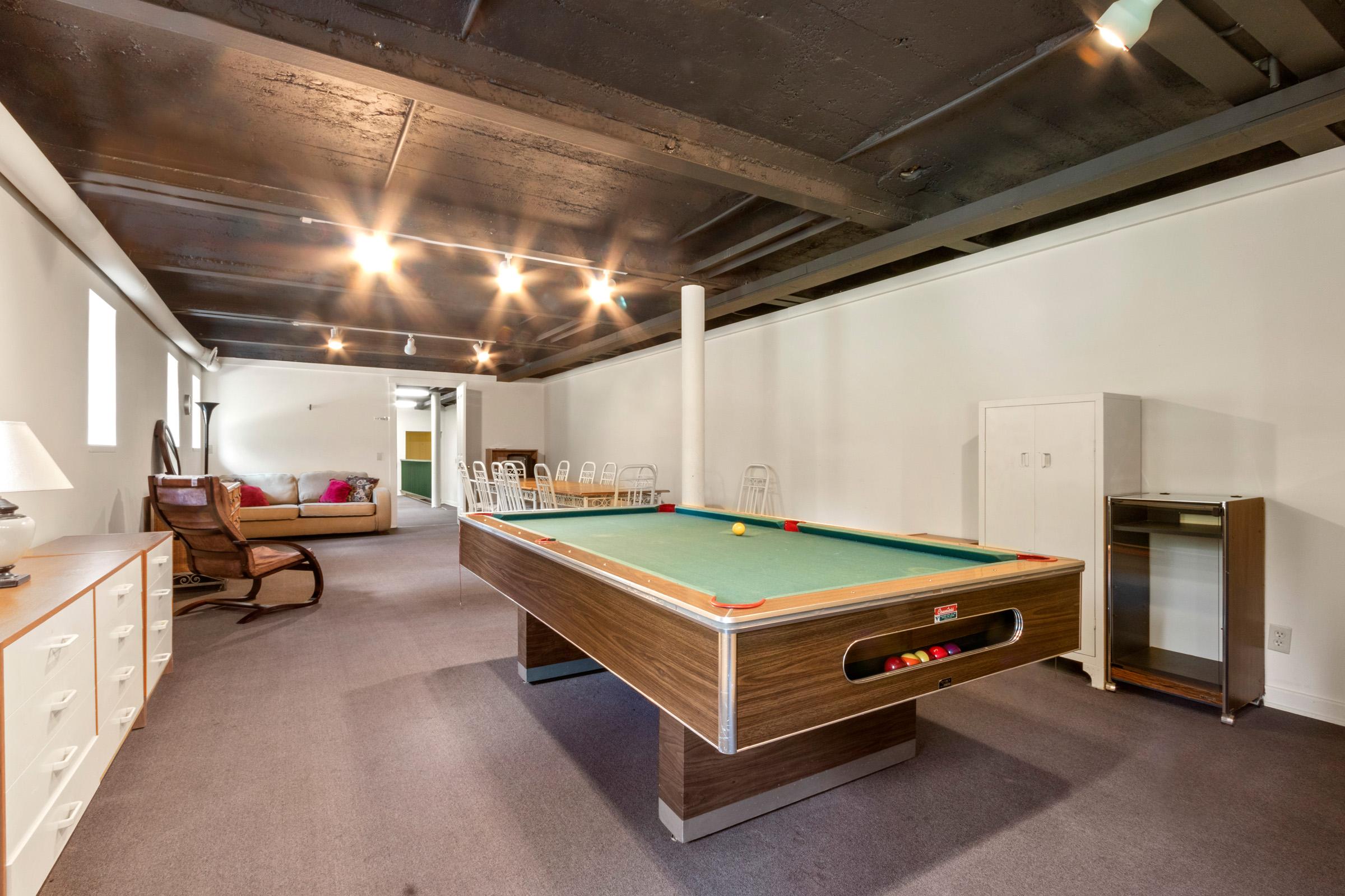 Common Area Game Room