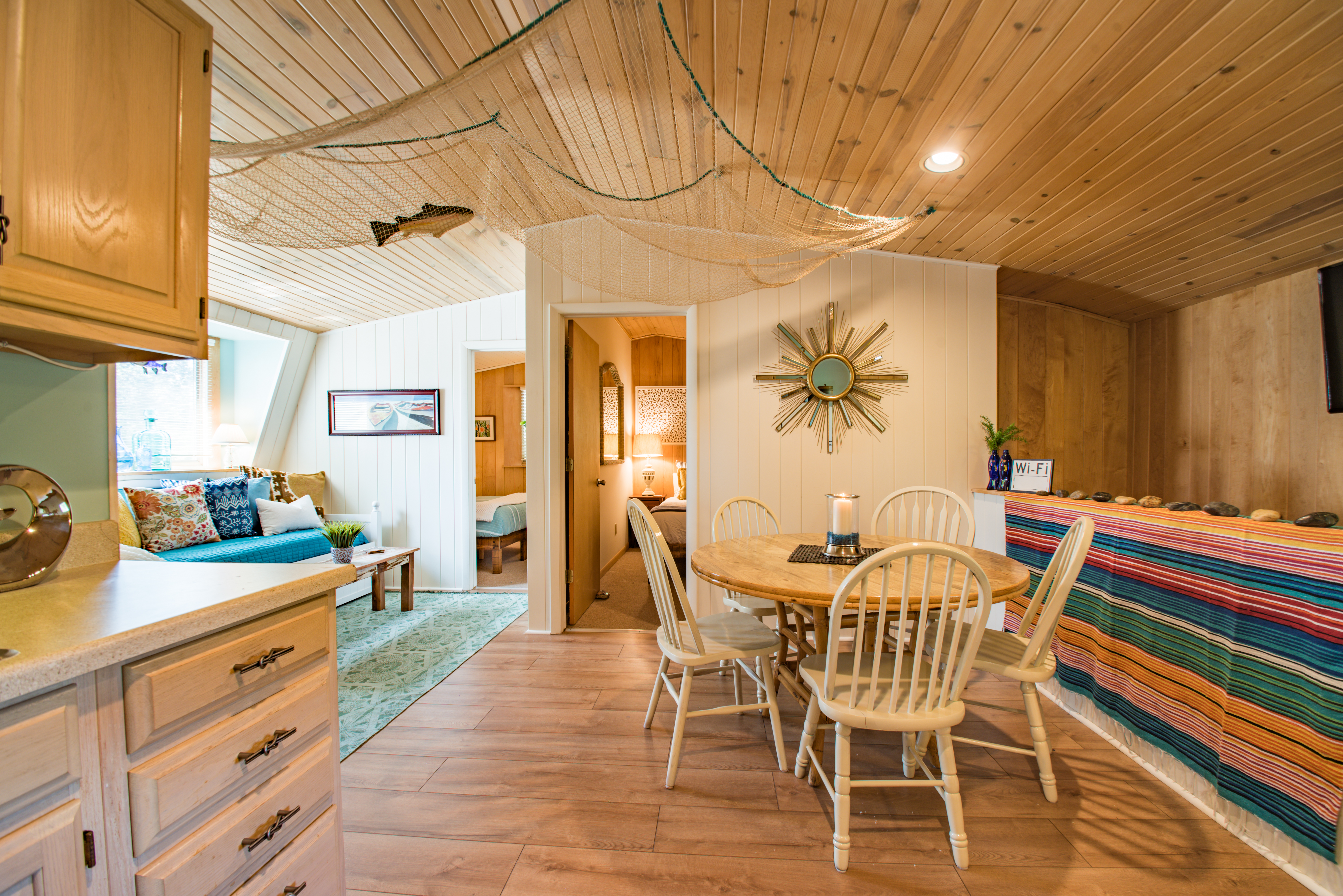 This renovated suite is the perfect spot for your Lake Geneva getaway!